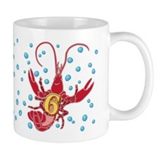 Crawfish Six Mug