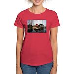 South Korea Women's Dark T-Shirt