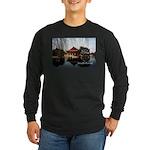 South Korea Long Sleeve Dark T-Shirt