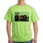 South Korea Green T-Shirt