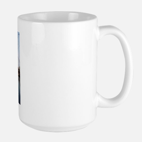 South Korea Large Mug