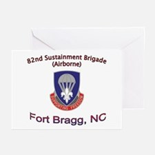 82nd Sustainment BDE Greeting Cards (Pk of 10)