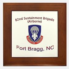 82nd Sustainment BDE Framed Tile