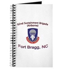 82nd Sustainment BDE Journal