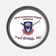 82nd Sustainment BDE Wall Clock
