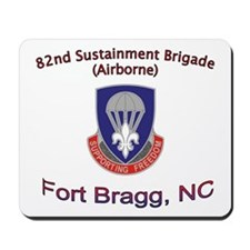 82nd Sustainment BDE Mousepad