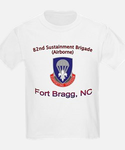 82nd Sustainment BDE T-Shirt