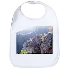Misty Mountains Bib
