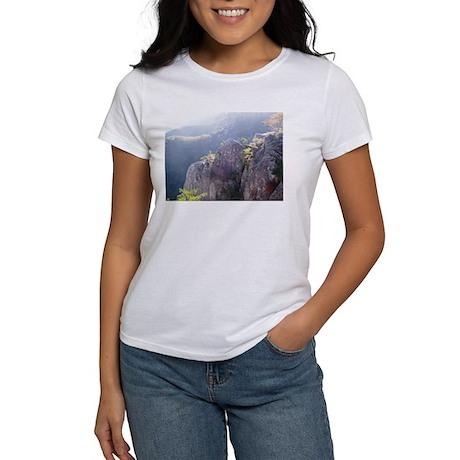 Misty Mountains Women's T-Shirt