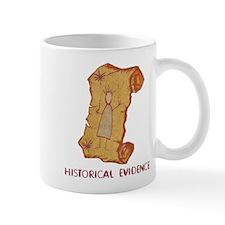 Historical Evidence Mug