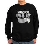 Mr. Fix It Sweatshirt (dark)
