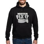Mr. Fix It Hoodie (dark)