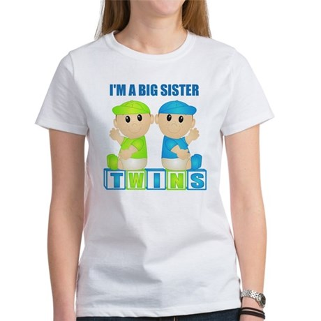 I'm A Big Sister (PBB:blk) Women's T-Shirt