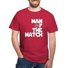 Man of the Match (Soccer) T-Shirt