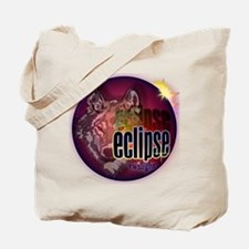 Eclipse Wolf Shadow by twibaby Tote Bag