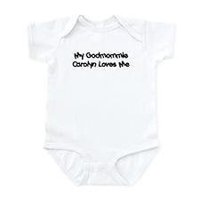 Godmommie Carolyn Infant Bodysuit