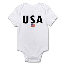 Unique 828 Infant Bodysuit
