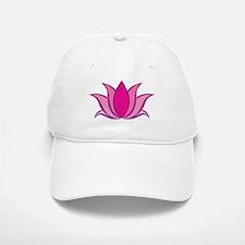 Lotus Baseball Baseball Cap
