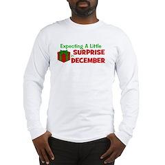 Little Surprise December Long Sleeve T-Shirt