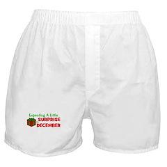 Little Surprise December Boxer Shorts