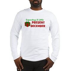 Little Present in December Long Sleeve T-Shirt