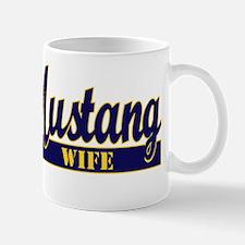 Collegiate Mustang Wife 2 Mug