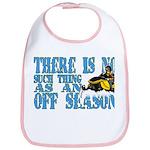 No Off Season Snowmobiling Bib
