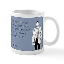 Day On Facebook Mug