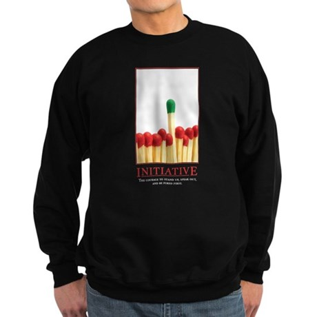 Initiative Sweatshirt (dark)