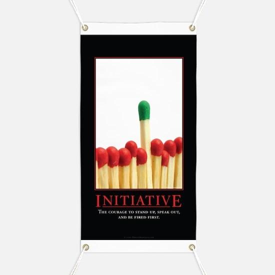 Initiative Banner