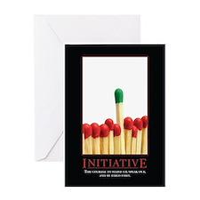 Initiative Greeting Card