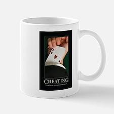 Cheating Mug