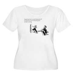 Appearing Busy T-Shirt