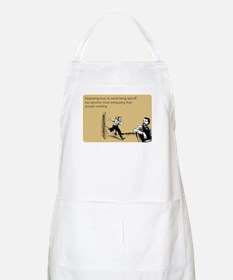 Appearing Busy Apron