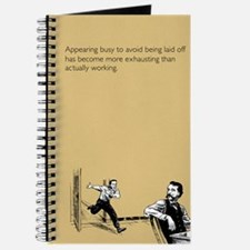 Appearing Busy Journal