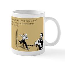 Appearing Busy Mug
