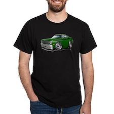 Duster Green-Black Car T-Shirt