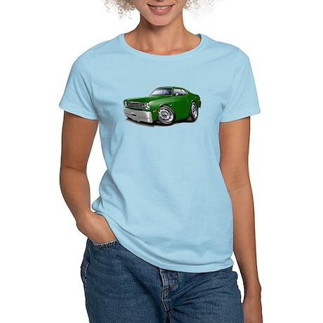 Duster Green Car Women's Light T-Shirt