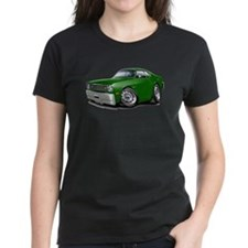 Duster Green Car Tee