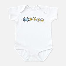 hi-tone Infant Bodysuit