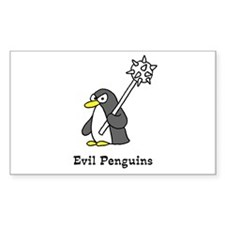 Evil Penguins Decal
