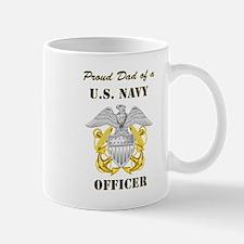 Officer Dad Mug