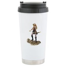 Pirate Wench Travel Mug