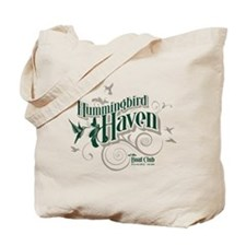 Hummingbird Haven Tote Bag