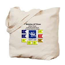 Guidons w/STT Tote Bag