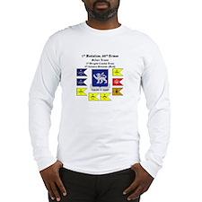 Guidons w/STT Long Sleeve T-Shirt