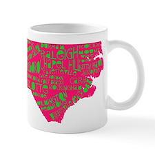 NC Cities Mug