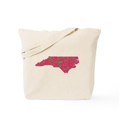 NC Cities Tote Bag