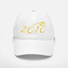 2010 Yellow Baseball Baseball Cap