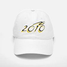 2010 Black/Yellow Baseball Baseball Cap